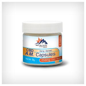 AM CBD Capsules